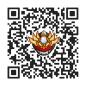 Youtubeヒムカイザーチャンネル登録用のQRコード